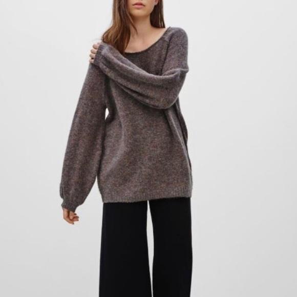 Aritzia // Wilfred Chapais Knit Sweater